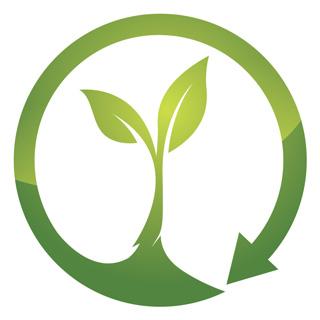 hydroponics are green