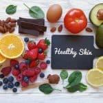 healthy skin prevent wrinkles