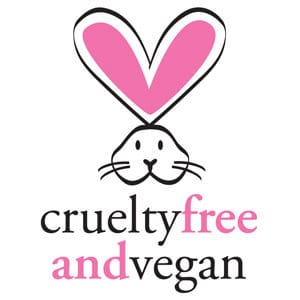 PETA Certified Cruelty Free and Vegan