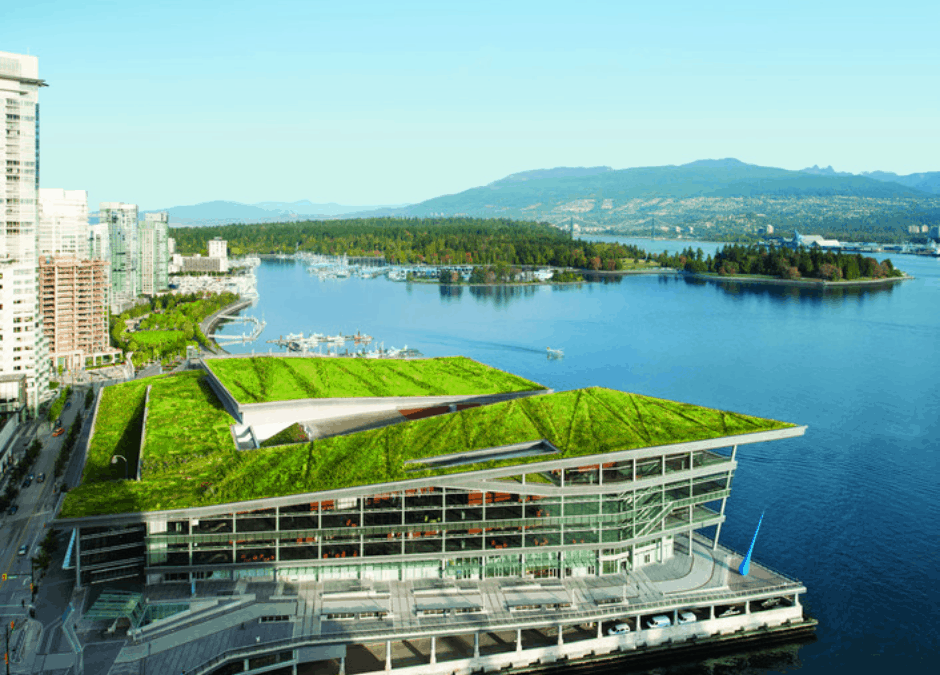 spotlight: an un-conventional green building in vancouver