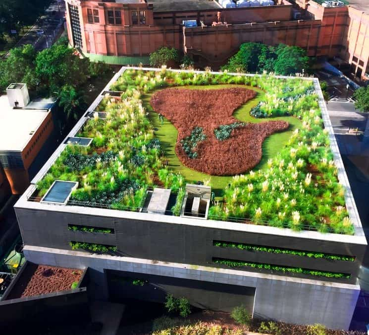 what are the benefits of green roofs?