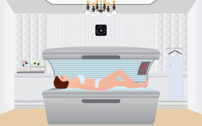 are tanning salons really that bad for your skin?