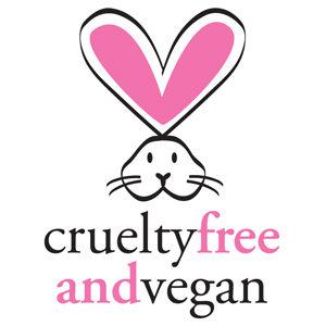 PETA Certified Cruelty Free and Vegan